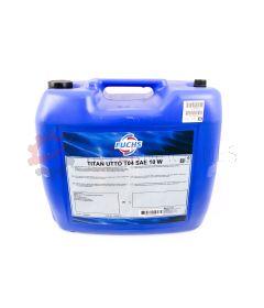 Olej przekładniowo-hydrauliczny Titan Utto TO-4 SAE 10W 20L (Cat Hydo)