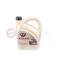 Płyn do chłodnic K2 Kuler zielony 5L